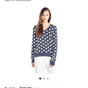 Wild fox l/s sweatshirt jumper top